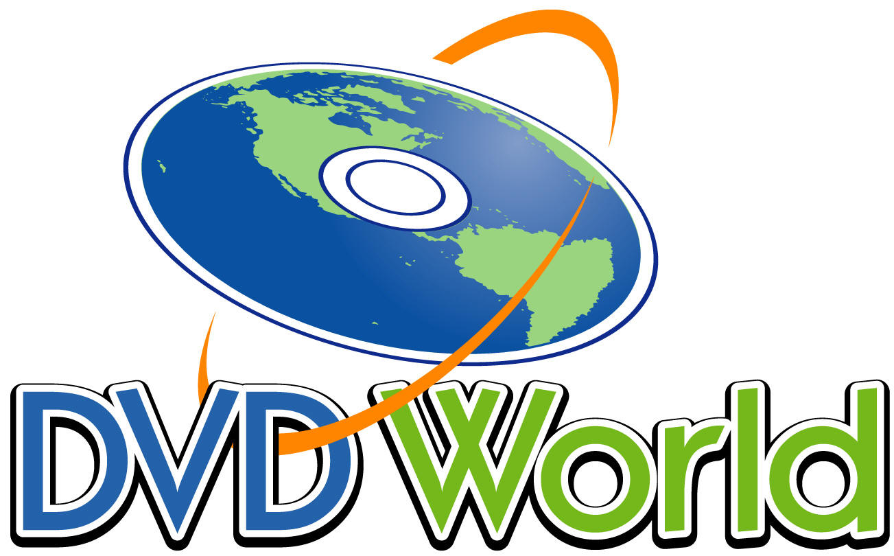 DVD World Logo